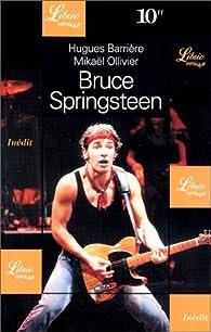 Bruce Springsteen par Hugues Barrière