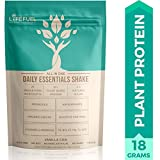 Plant Based Vegan Protein Powder Meal Replacement Shake by LyfeFuel, Keto & Vegetarian Friendly, Low Carb Raw Superfood for Men and Women - 18 G Protein (Vanilla Chai)