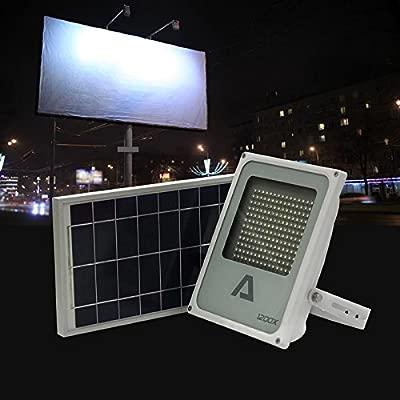 Cartel luminoso ALPHA 1200X // Luz de seguridad // Reflector ...