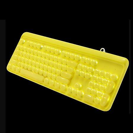 SYXX Juego de teclado USB de la llave con cable: Amazon.es ...