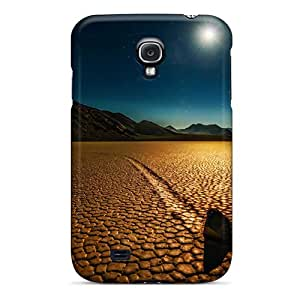 New Arrival Cover Case With Nice Design For Galaxy S4- The Mysterious Rock Of Wonder In The Death Valley