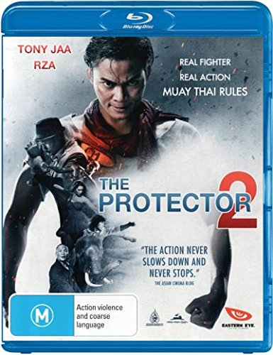 The Protector 2 Blu-ray