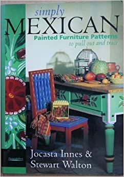 painted mexican furnitureSimply Mexican  Painted Furniture Painted furniture patterns