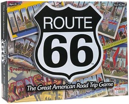 Route 66: Amazon.es: Juguetes y juegos