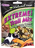 F.M. Brown's Extreme Trail Mix Hamster Gerbil Rat and Mouse Treats, 4-Ounce