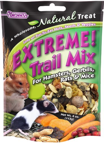 F.M. Brown'S Extreme Trail Mix Hamster Gerbil Rat And Mouse Treats, ()