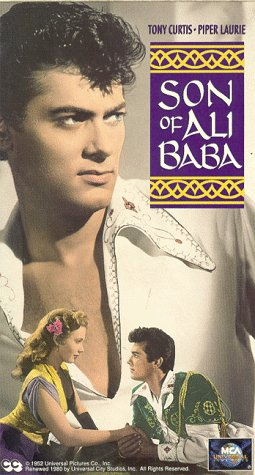 Son of Ali Baba [VHS]