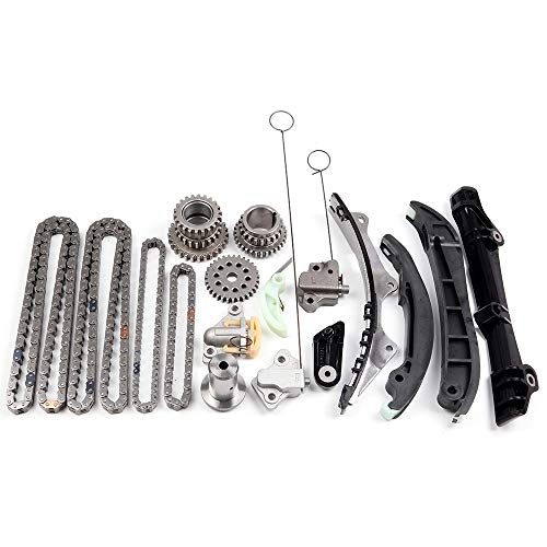 OCPTY TK10810 Timing Chain Kits Fits Timing Chain engin 2014 2015 Jeep Wrangler 2012 2013 Chrysler 200 2014 2015 Chrysler 300 2012 2013 Dodge Charger 2014 2015 Jeep Grand Cherokee