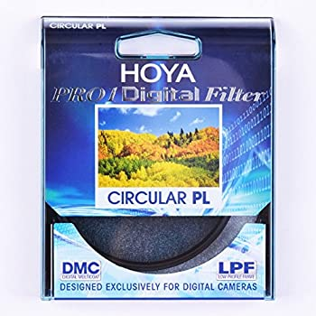 Hoya Digital Pro1 58mm Circular Polarizer Filter [Camera] 1