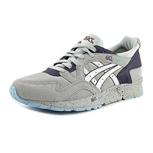 ASICS Damen Gel-Lyte V Fashion Sneaker Weiches Grau / Weiß