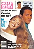 Days of Our Lives' Charlotte Ross, George Jenesky, Jack Wagner - July 11, 1989 Soap Opera Digest Magazine