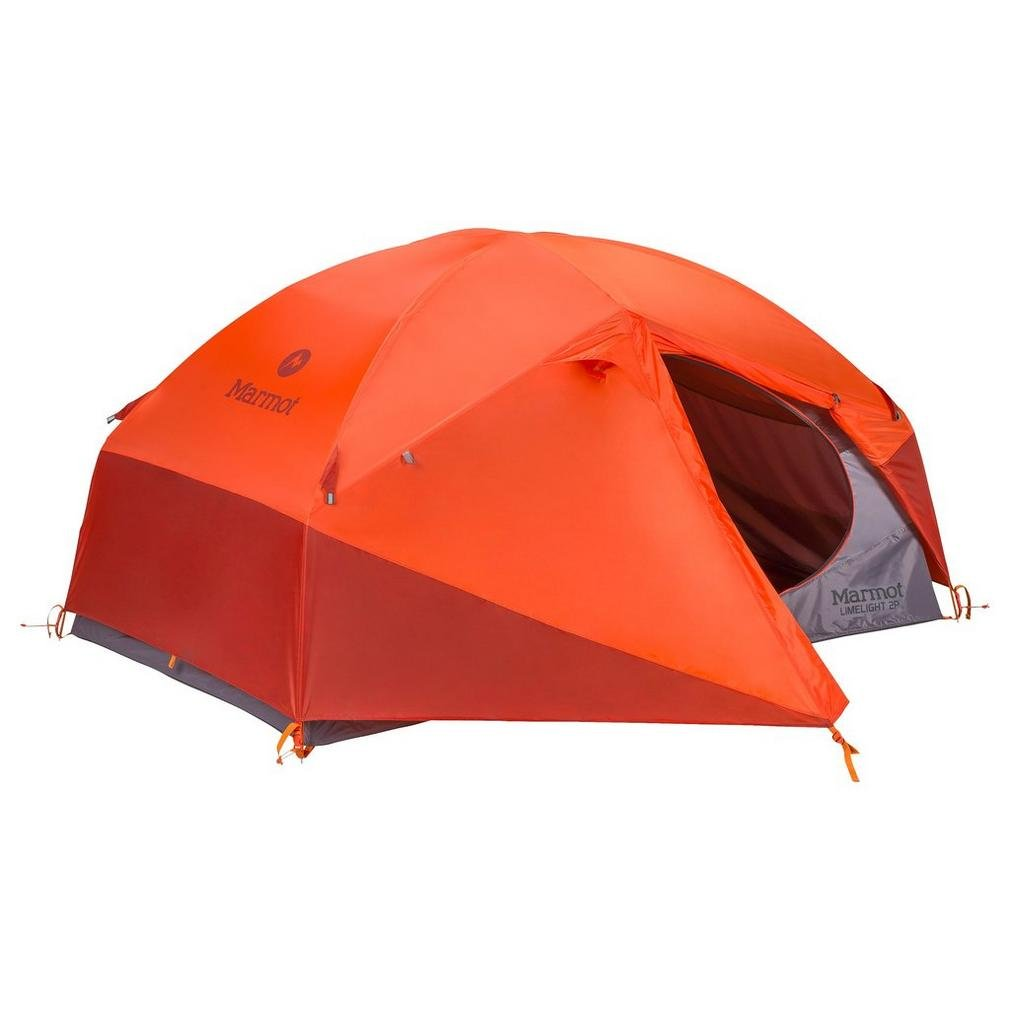 Marmot Unisex Limelight 2P Tent Cinder/Rusted Orange Tent One Size by Marmot   B0176X88L6