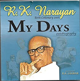 Rk narayan books - My days