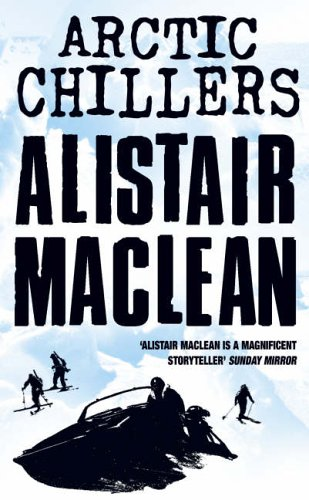 book cover of Arctic Chillers