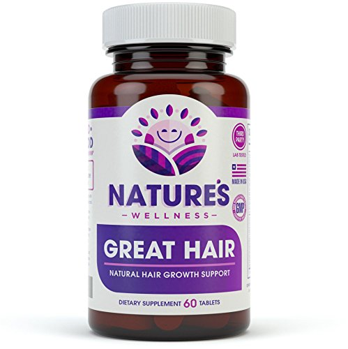 Great Hair Supplement Vitamins Healthier