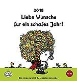 sheepworld Postkartenkalender - Kalender 2018