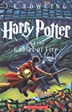 Harry Potter and the Goblet of Fire, J. K. Rowling, 0545582954