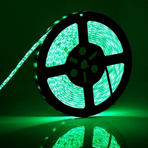 Green Led Light Wavelength