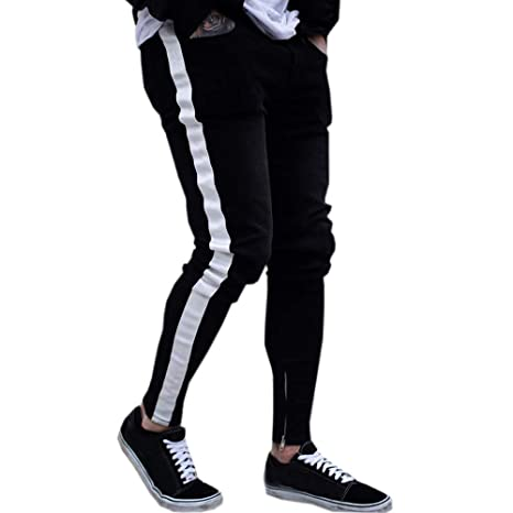 Amazon.com: Spring Deals 2019 Joggers for Men Casual Slim ...
