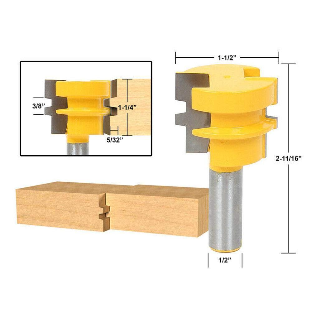 .624 Diameter Carbide Tipped Chucking Reamer 947862