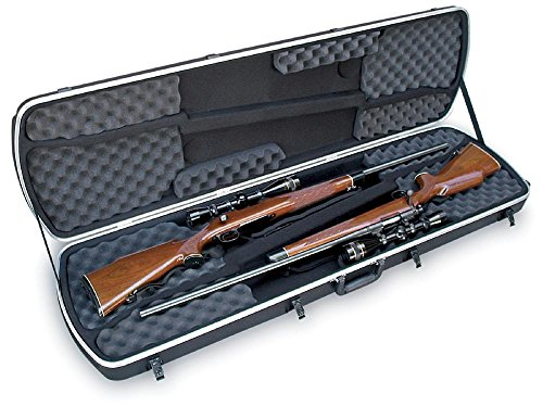 SKB Hunter Series Double Rifle Case (Case Double Pistol Gun Series)