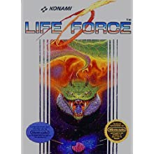 Life Force - Nintendo NES