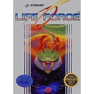 Life Force - Nintendo NES