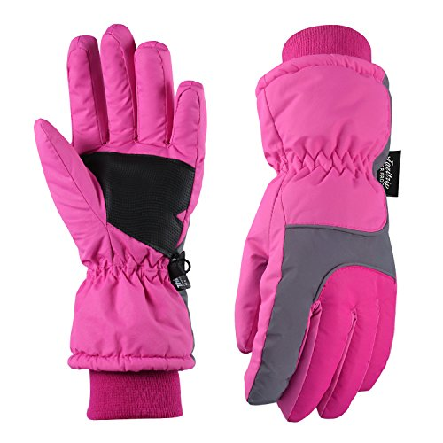 Fazitrip 3M Thinsulate Women Warm Gloves, Windp...