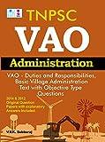 TNPSC VAO - ADMINISTRATION