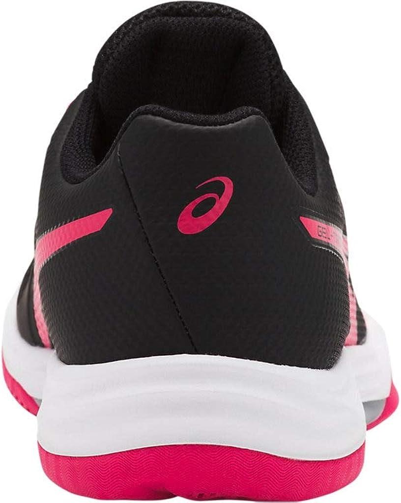 ASICS Womens Gel-Tactic 2, Chaussure de Volleyball Femme Performance Black Pixel Pink