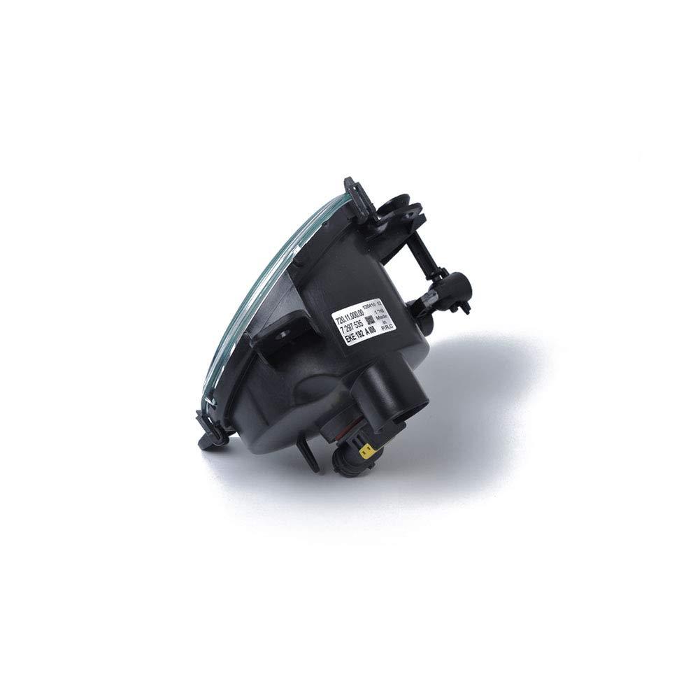 BEESCLOVER Faro antiniebla Delantero Izquierdo para BMW 1 3 4 Series 2012 2013 2014 2015 A0700