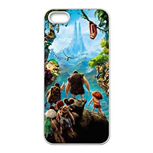 iPhone 4 4s Cell Phone Case White The croods VIU178056