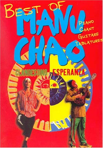 Manu Chao - Best of - Song Book (Best Of Manu Chao)