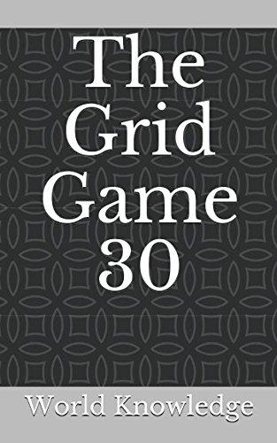 The Grid Game 30 PDF