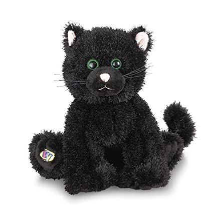 Amazon Com Webkinz Halloween Black Cat Limited Edition Toys Games