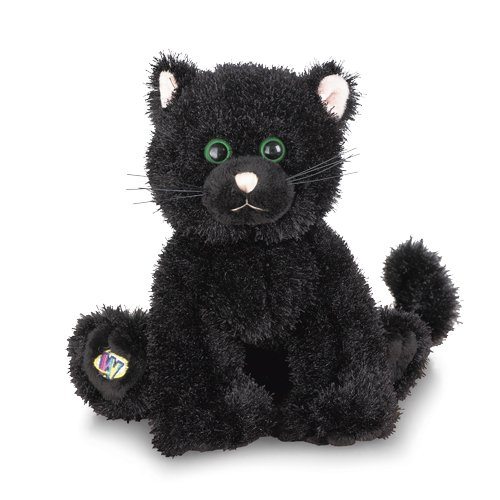 Webkinz Halloween Black Cat Limited Edition - Halloween Cat