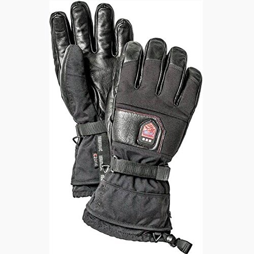 Hestra Heater Glove Black 8 (Hestra Heated Gloves compare prices)