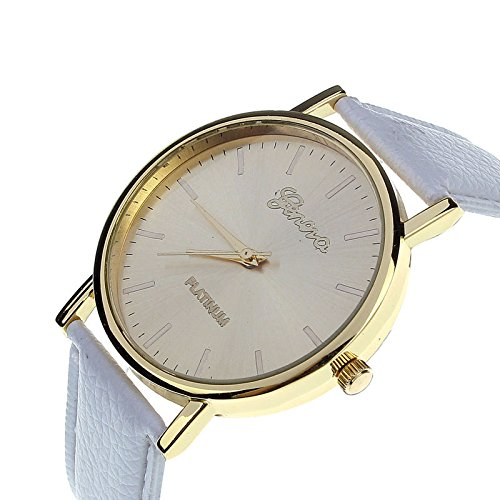 Amazon.com: ArMordy(TM) New Arrival Geneva Women Dress Wristwatches Woman Quartz Watch Cheap Geneva Girls Gift Popular Geneva Relojes Quartz Watches: Cell ...