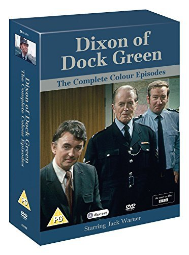 Dixon of Dock Green (Complete Collection 1-3) - 6-DVD Box Set ( Dixon of Dock Green - Complete Colour Episodes ) [ NON-USA FORMAT, PAL, Reg.0 Import - United Kingdom ]