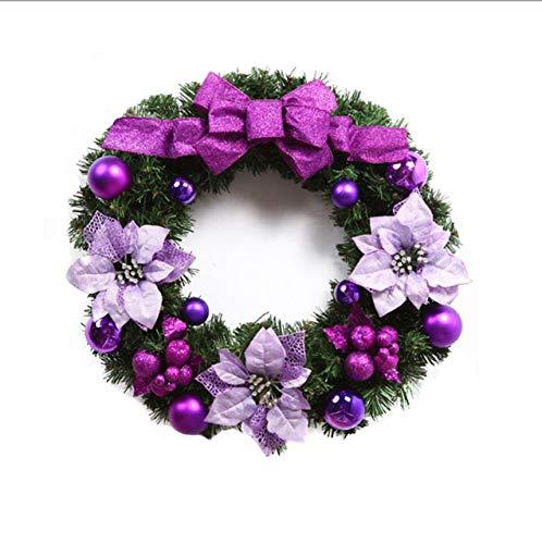 Festival de la Guirnalda púrpura Decoraciones de cumpleaños ...