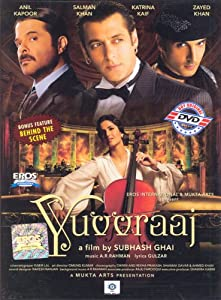 Yuvvraaj (2008) (Indian Cinema / Hindi/ Salman Khan / Bollywood / DVD)