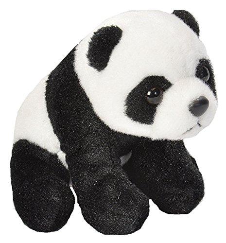 Wild Republic Cuddlekins Panda - Wild Republic Panda Plush, Stuffed Animal, Plush Toy, Gifts Kids, Cuddlekins 5 inches