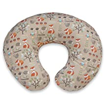 Boppy Pillow Slipcover, Classic Fox Forest/Tan