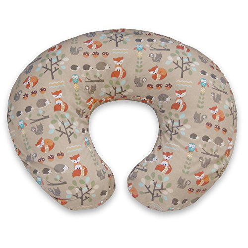 Boppy Pillow Slipcover, Classic Fox Forest/Tan from Boppy