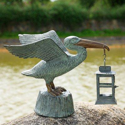 SPI Home 33554 Pelican Lantern by SPI Home