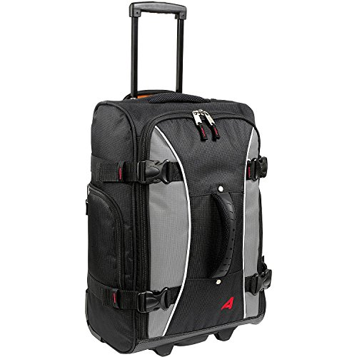 athalon-luggage-21-inch-hybrid-travelers-bag-one-size-gray-black