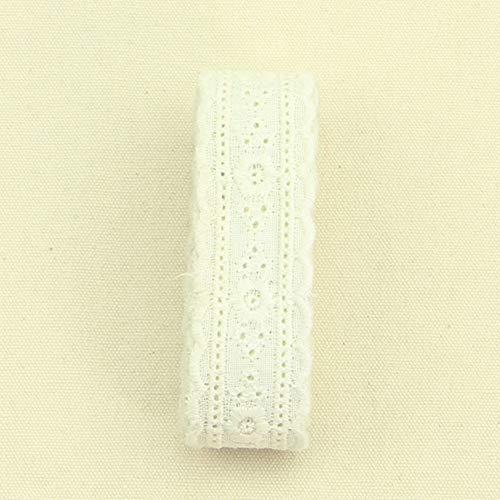1 Yards Cotton Edge Fabric Decorative Lace