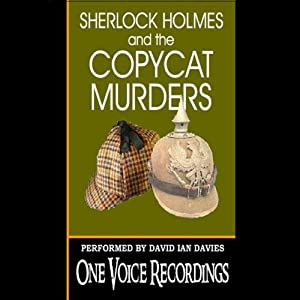 Sherlock Holmes and the Copycat Murders Audiobook