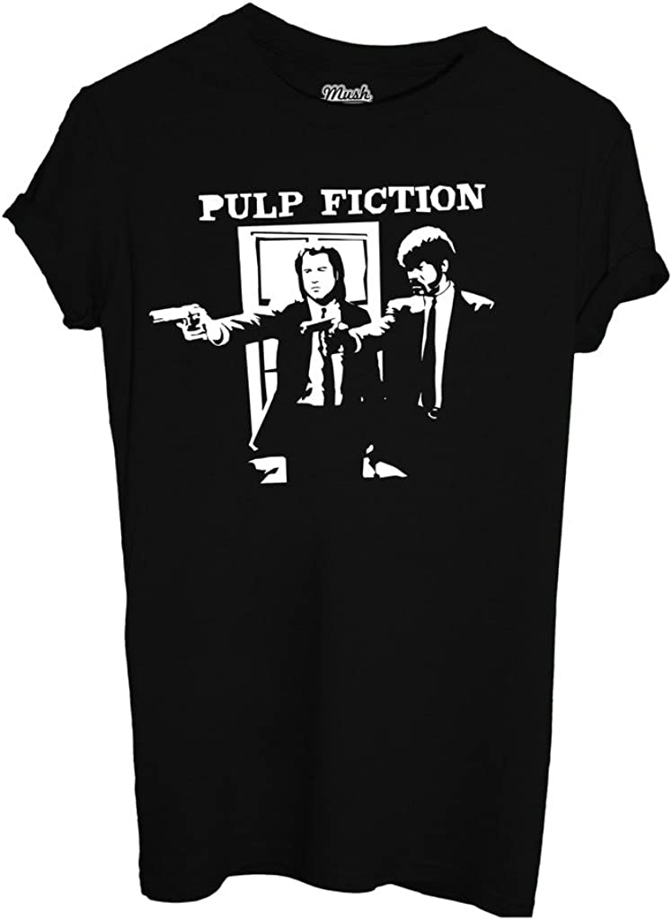 MUSH T-Shirt Pulp Fiction - Film by Dress Your Style