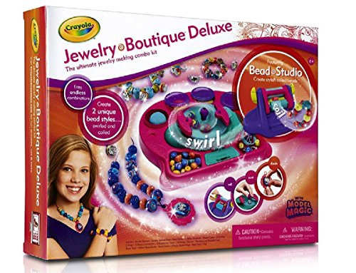 Crayola Jewelry Boutique Studio Deluxe